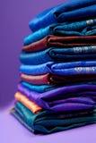 palowy tkanina jedwab zdjęcia stock
