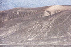Palpa Lines and Geoglyphs, Peru Stock Photos