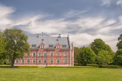 Palsjo Slott and Garden Stock Images
