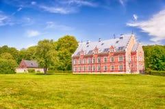 Palsjo Slott in Helsingborg HDR Royalty Free Stock Image