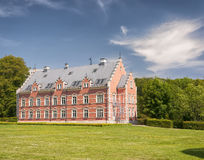 Palsjo Slott Landscape Stock Photo