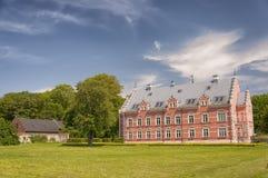 Palsjo Slott and Outbuilding Stock Photography