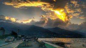 palu, centre Sulawesi Indonesia Zdjęcia Royalty Free