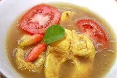 Palumara Fish Soup Stock Photography