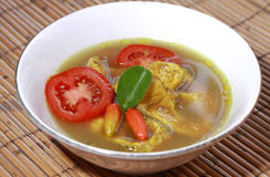 Palumara Fish Soup Royalty Free Stock Photo