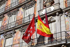 palza Ισπανία δημάρχου της Μαδ&rh Στοκ εικόνες με δικαίωμα ελεύθερης χρήσης