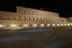 Palzzopitti, Florence Royalty-vrije Stock Foto's