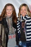 Pam Bergman, Maria Arena Bell komt bij de P.S Kunsten 2011 aan   Stock Afbeelding