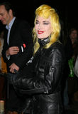 Pam Hogg. Arriving for the English National Ballet Christmas showing of The Nutcracker, at The Coliseum Theatre, London. 14/12/2011 Picture by: Alexandra Glen Stock Photos