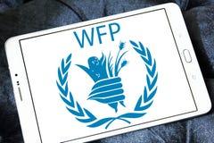 PAM, logo de programme mondial de l'alimentation Images libres de droits