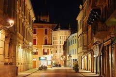 Pama, Italien Stockbild