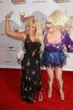 Pamela Anderson, βασίλισσα, Anna Nicole Smith, κυρία Bunny Στοκ φωτογραφίες με δικαίωμα ελεύθερης χρήσης