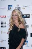 Pamela Anderson Foto de Stock