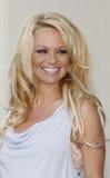 Pamela Anderson Fotografía de archivo libre de regalías