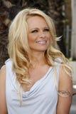 Pamela Anderson fotos de archivo libres de regalías