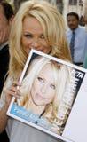 Pamela Anderson foto de archivo libre de regalías