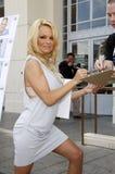 Pamela Anderson imagen de archivo libre de regalías