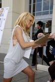 Pamela Anderson Royalty-vrije Stock Foto's