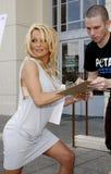 Pamela Anderson Royalty-vrije Stock Afbeelding
