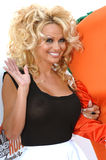 Pamela Anderson Stock Photo