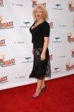 Pamela Anderson, Courtney Love Imágenes de archivo libres de regalías