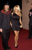 Pamela Anderson,Kid Rock Stock Photos