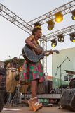 Pamela Badjogo, Γκαμπόν/Μαλί Στοκ Φωτογραφίες