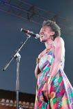 Pamela Badjogo, Γκαμπόν/Μαλί Στοκ Εικόνα