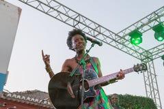 Pamela Badjogo, Gabon/Mali Royalty Free Stock Images