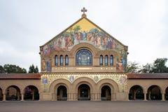 pamiątkowy Stanford do kościoła Pierzeja zdjęcia stock