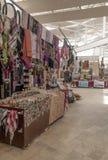 Pamiątkarscy sklepy w Jordania zdjęcie royalty free