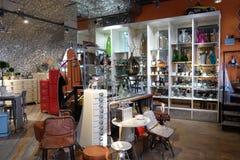 Pamiątkarski sklep w 798 sztuk okręgu w Pekin Zdjęcie Stock