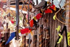 Pamiątki przy południe - amerykanina rynek Zdjęcie Royalty Free