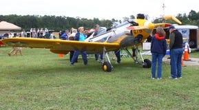 Pamiątkowy siły powietrzne samolot Obrazy Royalty Free