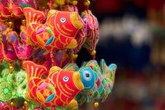 Pamiątka w prezentów sklepach przy Porcelanowym miasteczkiem, Singapur Obraz Royalty Free