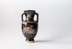 Pamiątkarska Greece waza Obraz Royalty Free