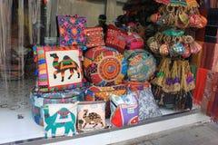 Pamiątkarski sklep w Dubaj Fotografia Stock