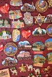 Pamiątki od Izrael Fotografia Royalty Free