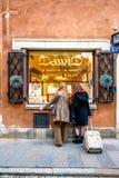 Pamiątki w Warszawa Fotografia Royalty Free