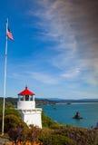 Pamiątkowa latarnia morska Zdjęcia Royalty Free