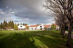 pamiątkowy Cupertino park Obraz Royalty Free