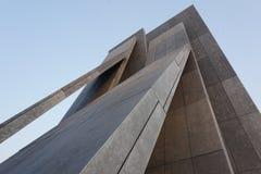 Pamiątkowy Wahat Al Karama w Abu Dhabi obrazy stock