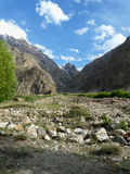 Pamir-Berge Lizenzfreie Stockfotografie