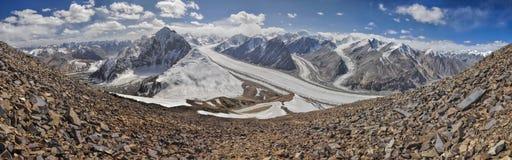 Pamir dans le Tadjikistan images stock