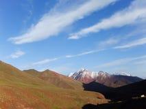 Pamir Mountains, Tajikistan Royalty Free Stock Images