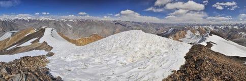Pamir in Tajikistan Stock Photo