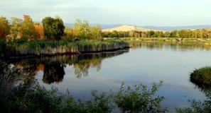 pamirs озера baisha Стоковые Изображения
