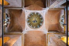 Pammakaristos kyrka i Istanbul Arkivfoto