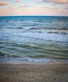 Pamorama красивого seascape Стоковая Фотография RF