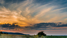Pamoramic sikt Royaltyfri Fotografi